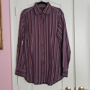 ETRO Shirt 42 EU Made in Italy L